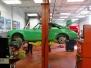 Air-Cooled Brakes & Suspension